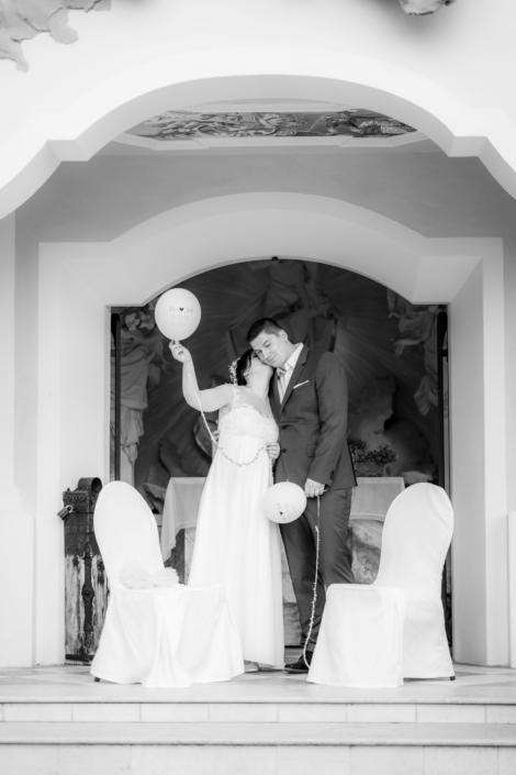 Manfred von Gotstedter - Hochzeit